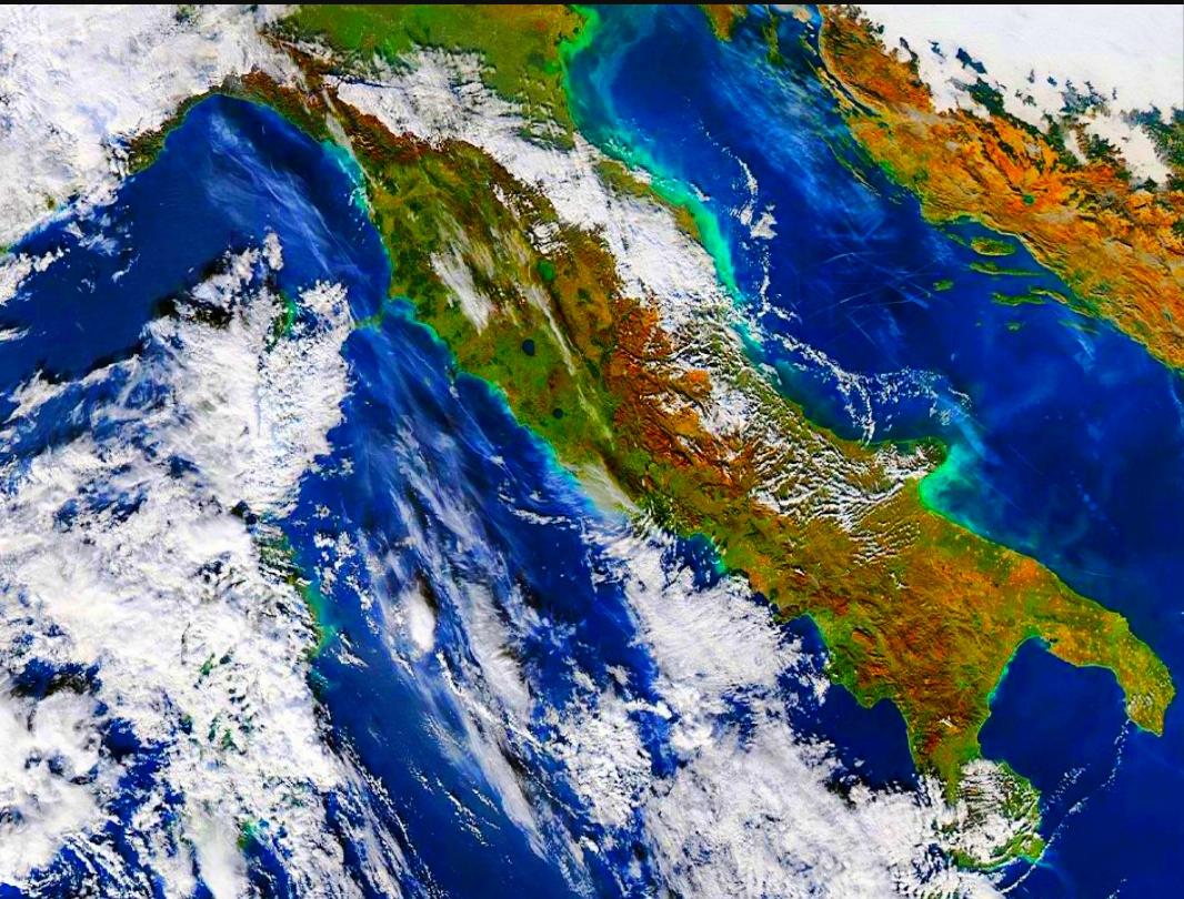 I MANIPOLATORI DEL CLIMA STANNO DISTRUGGENDO L'AGRICOLTURA ITALIANA